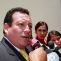 Mausoleo en Comas: alcalde reveló que familiares lo denunciarán si remueven cuerpos