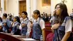 Escolares de siete regiones debatirán en el Congreso sobre seguridad ciudadana - Noticias de universidades peruanas