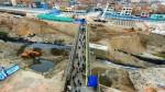 Puente Bella Unión: fue desmontada estructura que cayó en el 2013 - Noticias de puente bella unión