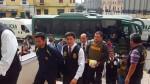 Juez Mendivil niega irregularidades en liberación del mayor PNP - Noticias de julio mattos vela