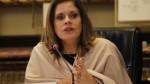 Mercedes Aráoz estará a cargo del despacho presidencial - Noticias de mercedes aráoz