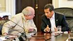 Pedro Cateriano y Ollanta Humala citados esta semana a la Comisión de Defensa - Noticias de comisión de defensa