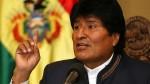 Morales: Acuerdos con Perú fortalecen reivindicación marítima boliviana - Noticias de la haya