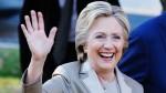 Hillary Clinton votó en Nueva York y espera una victoria electoral - Noticias de douglas costa