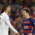 Messi y Cristiano lideran lista de nominados del 'Globe Soccer'