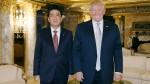 """Primer ministro de Japón dice tener """"gran confianza"""" en Trump - Noticias de bomba nuclear"""