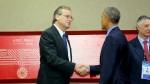 """Basombrío: """"Obama felicitó operativo para detectar dinero falsificado"""" - Noticias de offset"""