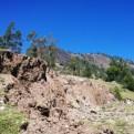 Cajamarca: advierten de riesgo por deslizamientos en cerro Llushcampampa