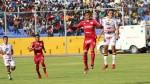 Universitario empató 1-1 en su visita a Ayacucho FC y se ubica segundo - Noticias de carlos orejuela