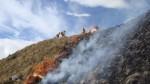 Lambayeque: fiscalía visitará zonas afectadas por incendios forestales - Noticias de incendio forestal