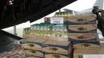 Defensa Civil lleva 30 toneladas de alimentos a zonas afectadas por incendios - Noticias de incendio forestal