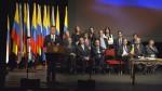 Gobierno de Colombia y FARC firman acuerdo definitivo de paz - Noticias de congreso