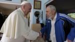 """Papa Francisco mostró su """"pesar"""" por fallecimiento de Fidel Castro - Noticias de cobre"""