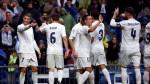 Real Madrid superó 2-1 al Sporting de Gijón y sigue como único líder - Noticias de lluvias intensas