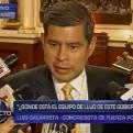 Luis Galarreta: PPK le paga favores a Humala con reacciones tardías