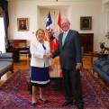 Michelle Bachelet: Primer Gabinete Binacional será en junio de 2017