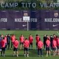 Chapecoense: Barcelona y Real Madrid guardaron un minuto de silencio