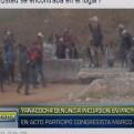 Yanacocha denunció que Marco Arana participó de incursión en terreno sin permiso