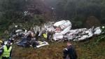 Chapecoense: encuentran cajas negras del avión accidentado en Colombia - Noticias de jorge bocanegra