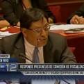Carlos Moreno: Hospitales deben tercerizar servicios por falta de presupuesto