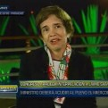 Blume sobre esposa de Saavedra: Si trabaja en SBS es porque tiene condiciones