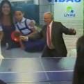 CADE 2016: PPK sorprendió a los asistentes con sus habilidades en ping pong