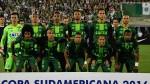 Chapecoense será declarado campeón de la Sudamericana 2016 - Noticias de fifa