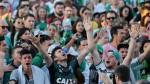 Chapecoense será declarado campeón de la Copa Sudamericana 2016 - Noticias de clasificados