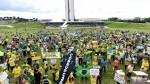 Brasil: miles de ciudadanos protestan contra la corrupción política - Noticias de afp horizonte
