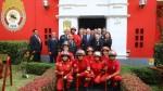 Día del Bombero Peruano: PPK compromete apoyo para equipamiento - Noticias de estación de bomberos