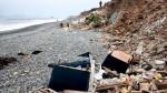 Callao: Municipalidad prohibió acceso de camiones con desmonte a playas - Noticias de residuos hospitalarios