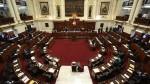 Congreso amplía legislatura hasta el 19 de diciembre - Noticias de luz salgado