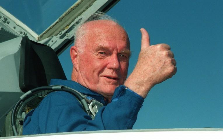John Glenn: muere a los 95 años el primer estadounidense en orbitar la tierra | Internacionales