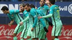 Barcelona goleó 3-0 al Osasuna con doblete de Messi - Noticias de enrique iv