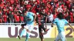 Cristal y Melgar igualaron 1-1 y definirán el título en el estadio Nacional - Noticias de melgar