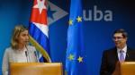 Cuba y la Unión Europea entran en nueva era de relaciones diplomáticas - Noticias de mausoleo