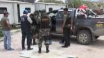 Ayacucho: detuvieron camioneta que tenía camuflados 200 kilos de droga - Noticias de javier mendoza