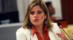 Aráoz tras censura a Saavedra: PPK convocará a todos los líderes políticos - Noticias de mercedes aráoz