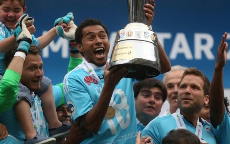 Sporting Cristal se proclamó campeón del Descentralizado 2016 | Deportes