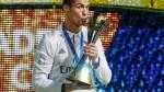 Cristiano Ronaldo fue elegido Balón de Oro en el Mundial de Clubes 2016 - Noticias de franck ribery