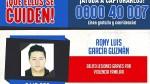 Rony García: Ministerio del Interior ofrece S/ 15 mil por su captura - Noticias de villa stein