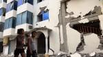 Sismo de 6.8 grados en Ecuador dejó un muerto - Noticias de suspenden clases