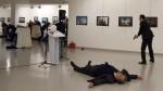 Turquía: policía asesina a embajador ruso al grito de 'Alá es Grande' - Noticias de erdogan