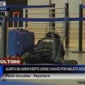 Maleta olvidada generó alarma en el aeropuerto Jorge Chávez