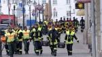 Alemania: miles evacuan en Navidad tras hallarse bomba de la Segunda Guerra Mundial - Noticias de feriados