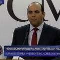 Odebrecht no participará en nuevas licitaciones del Estado