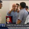Ecuador pide a Perú captura de ciudadanos buscados por lavado de activos
