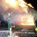 Cusco: pirotécnicos causaron incendio de Nacimiento en la Plaza Mayor