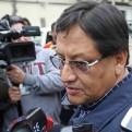 Carlos Moreno regresó a trabajar al hospital Loayza