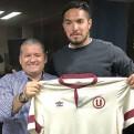 Juan Vargas se convirtió en nuevo fichaje de Universitario